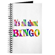 About Bingo Journal