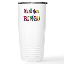 About Bingo Travel Mug