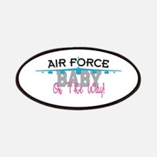 Air Force Baby Patches