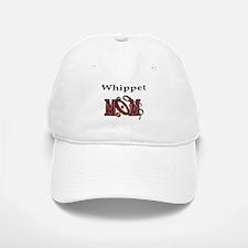 Whippet Mom Baseball Baseball Cap
