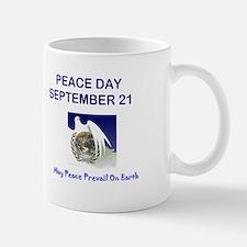 Peace Day Countdown Mug Mugs