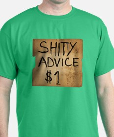Shitty advice T-Shirt