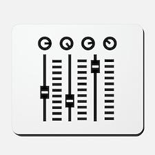 DJ Turntable Mousepad