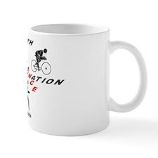 Men's triathlete III Mug