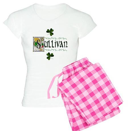 Sullivan Celtic Dragon Women's Light Pajamas
