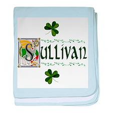 Sullivan Celtic Dragon baby blanket