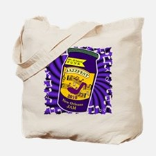 Jazz Fest Jam Tote Bag