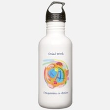 Compassion in Action Water Bottle