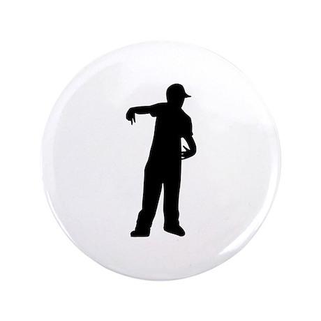 "Rapper 3.5"" Button (100 pack)"