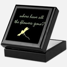 Peace Blossoms Keepsake Box