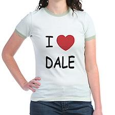I heart dale T