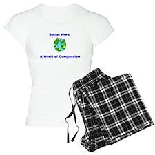 World of Compassion Pajamas
