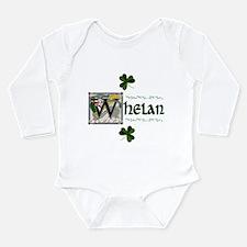 Whelan Celtic Dragon Long Sleeve Infant Bodysuit