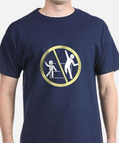 For Your Safety: NO Disco T-Shirt