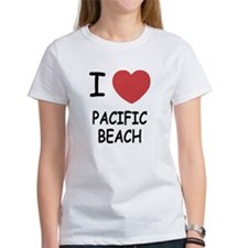 I heart pacific beach Tee