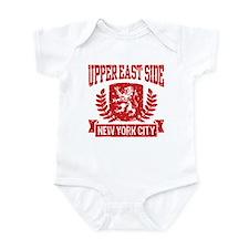 Upper East Side NYC Infant Bodysuit