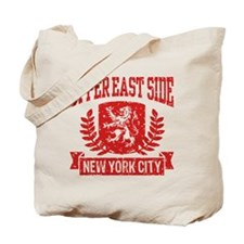Upper East Side NYC Tote Bag