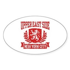 Upper East Side NYC Decal