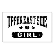 Upper East Side Girl Decal