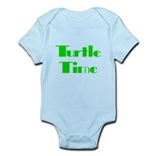 Turtle Time Infant Bodysuit