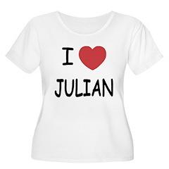 I heart julian T-Shirt