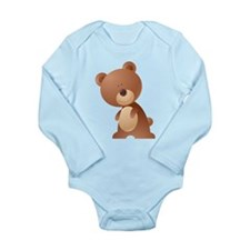 Bear Baby Suit