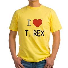 I heart t. rex T