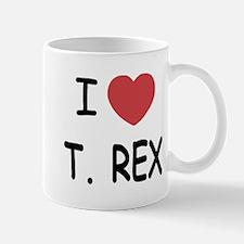 I heart t. rex Mug