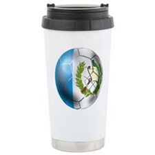 Guatemala Football Travel Mug
