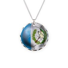 Guatemala Football Necklace