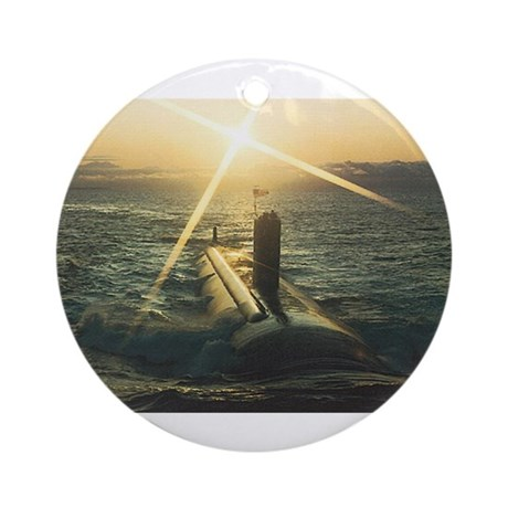 A New Day Ornament (Round)