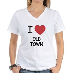 I heart old town Shirt