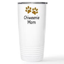 Cute Chiweenie Mom Thermos Mug