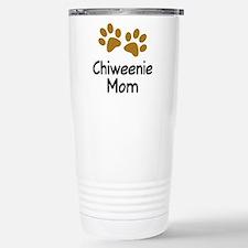Cute Chiweenie Mom Travel Mug