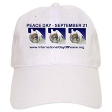 Unique International day of peace Baseball Cap