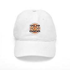 Take Aim - Leukemia Baseball Baseball Cap