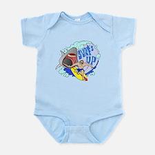 Surf's Up Infant Bodysuit