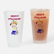 Daddy's Little Helper Pint Glass