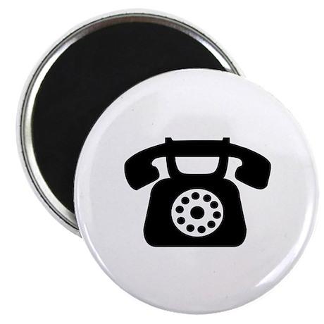 "Telephone 2.25"" Magnet (10 pack)"