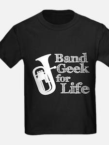 Baritone Band Geek T
