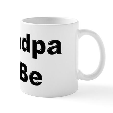 Grandmpa To Be Mug