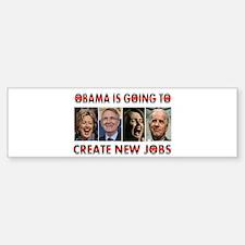 WHAT A JOKE Bumper Stickers