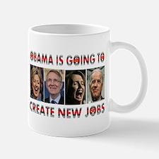 WHAT A JOKE Mug