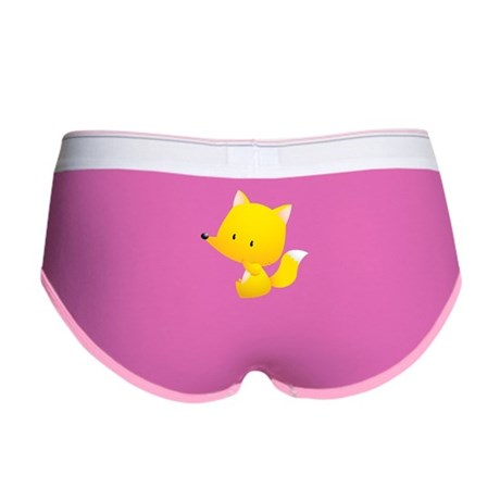 little fox Women's Boy Brief