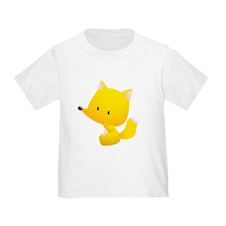 little fox Toddler T-Shirt