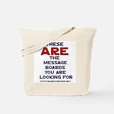 theForce.Net Tote Bag