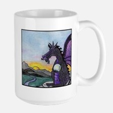 Large Dragon Mug