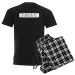 Faith Men's Dark Pajamas