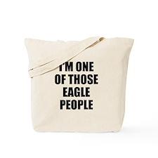 Eagle People Tote Bag
