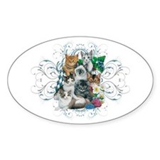 Cuddly Kittens Decal